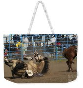 Rodeo Crunch Time Weekender Tote Bag