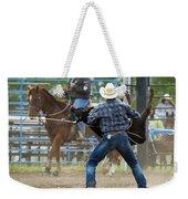 Rodeo Easy Does It Weekender Tote Bag