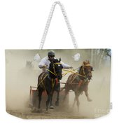 Rodeo Eat My Dust 1 Weekender Tote Bag