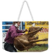 Rodeo Fit To Be Tied Weekender Tote Bag