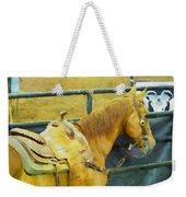 Rodeo Horse Weekender Tote Bag