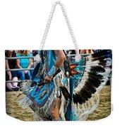 Rodeo Indian Dance Weekender Tote Bag