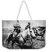 Rodeo Men Weekender Tote Bag