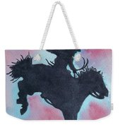 Rodeo No 1 Weekender Tote Bag