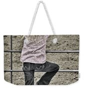 Rodeo Queen Wanna Be Weekender Tote Bag