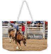 Rodeo Ride Weekender Tote Bag