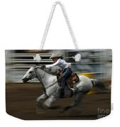 Rodeo Riding A Hurricane 1 Weekender Tote Bag