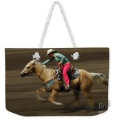 Rodeo Riding A Hurricane 2 Weekender Tote Bag