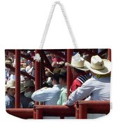 Rodeo Time Cowboys Weekender Tote Bag