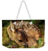 Roe Deer Fawn Weekender Tote Bag