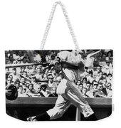 Roger Maris Hits 52nd Home Run Weekender Tote Bag