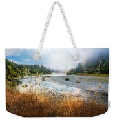 Rogue River Weekender Tote Bag