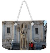 Roland's Column Weekender Tote Bag