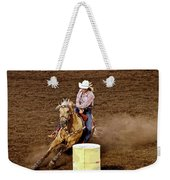 Roll Out The Barrel Weekender Tote Bag