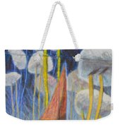 Roll Them Where You Want Them Weekender Tote Bag