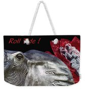 Roll Tide - 14 Time National Champions Weekender Tote Bag