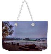 Rollin Onna River Weekender Tote Bag