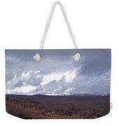 Rolling Clouds- Rolling Hills Weekender Tote Bag