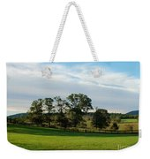Rolling Hills Near Marriot Ranch Weekender Tote Bag