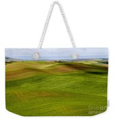 Rolling Idaho Farmland Weekender Tote Bag