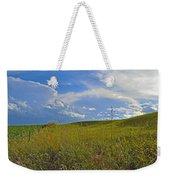 Rolling Pasture Weekender Tote Bag
