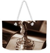 Rolls Ornament Weekender Tote Bag