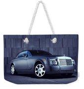 Rolls Royce 3 Weekender Tote Bag
