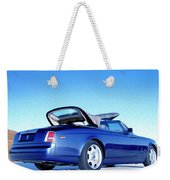 Rolls Royce 6 Weekender Tote Bag
