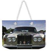 Rolls Royce Corniche 1980 Weekender Tote Bag