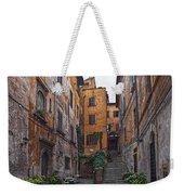 Roman Backyard Weekender Tote Bag