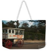 Roman Candy Wagon New Orleans Weekender Tote Bag