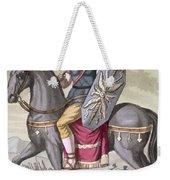 Roman Cavalryman Of The State Army Weekender Tote Bag