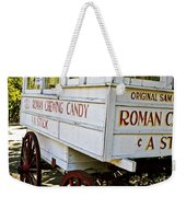 Roman Chewing Candy Weekender Tote Bag