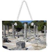 Roman Columns Weekender Tote Bag
