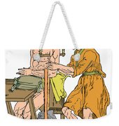 Roman Devices For Setting Fractures Weekender Tote Bag