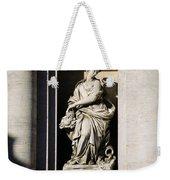 Roman Statue Weekender Tote Bag