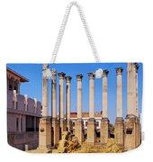 Roman Temple In Cordoba Weekender Tote Bag