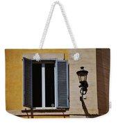 Roman Window Weekender Tote Bag