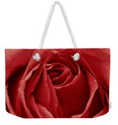 Romance IIII Weekender Tote Bag by Angela Doelling AD DESIGN Photo and PhotoArt
