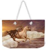 Romance In Her Dream Weekender Tote Bag