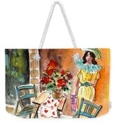 Romance In Siracusa Weekender Tote Bag