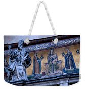 Romanesque Campanile Weekender Tote Bag