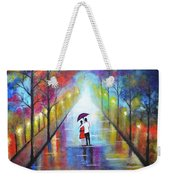 Romantic Interlude Weekender Tote Bag