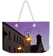 Romantic Nights Weekender Tote Bag