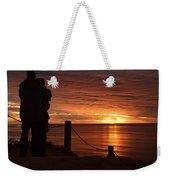 Romantic Setting Weekender Tote Bag