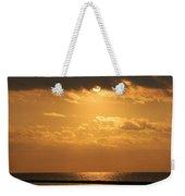 Romantic Sunrise Weekender Tote Bag