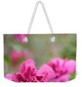 Romantically Pink Weekender Tote Bag