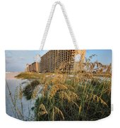 Romar Beach Sunrise Beach3 Weekender Tote Bag