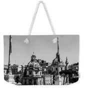 Rome - Cityscape Weekender Tote Bag