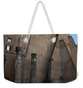 Rome - Centuries Of History And Architecture  Weekender Tote Bag by Georgia Mizuleva